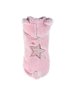 퍼피엔젤 Puppy Angel Star Boa Padding Vest [PA-OW217]
