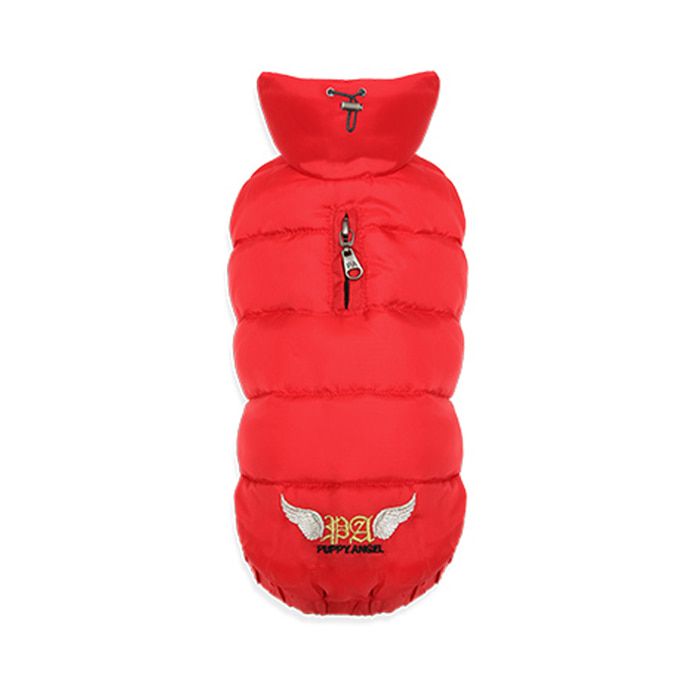 [PA-OW203] Puppy Angel Urban Outdoor Faux Goose Down Padded Vest